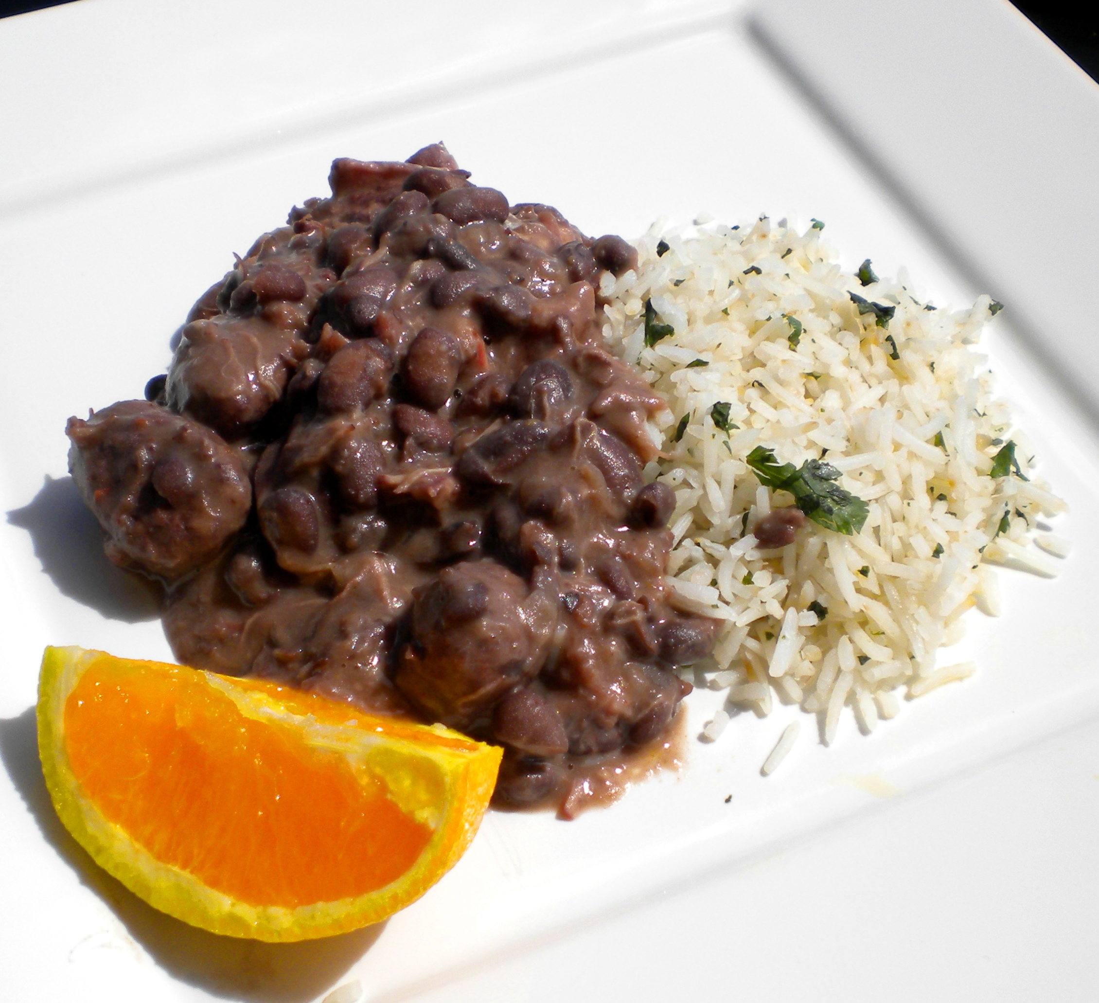 beans and rice cuban beans and rice feijoada brazilian beans and rice ...