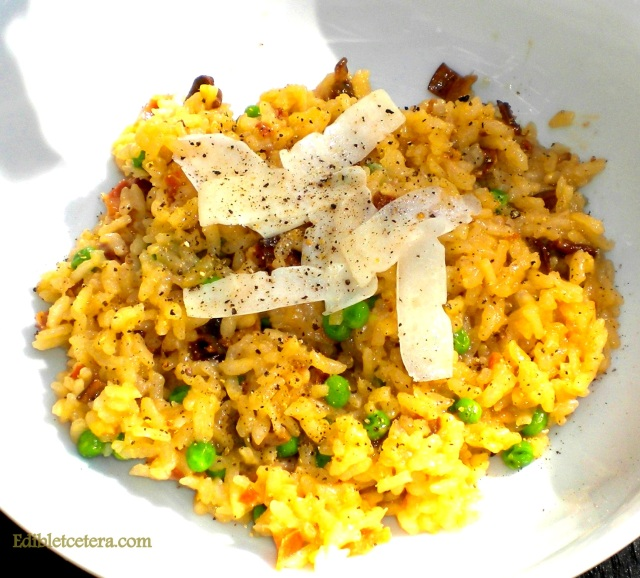 Oven-Baked Risotto