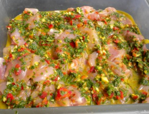 BLOG chili mint and citrus chicken, marinade