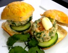 Tuna Wasabi Sliders