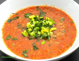 Smoky Gazpacho.