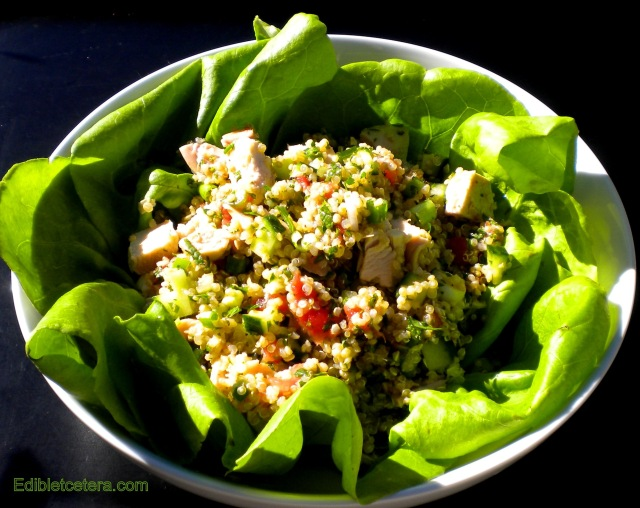BLOG Quinoa Tabouleh with Chicken 001