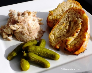 Blog Pork Rillettes,cooked