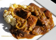 Beef, Beer & Onion Stew