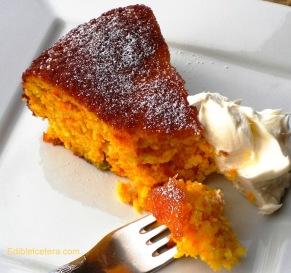 Sicilian Clementine & Almond Cake