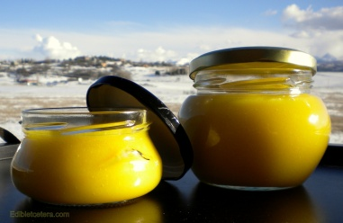 Lavender Lemon Curd