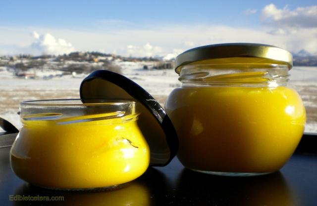 Lavender Lemon Curd