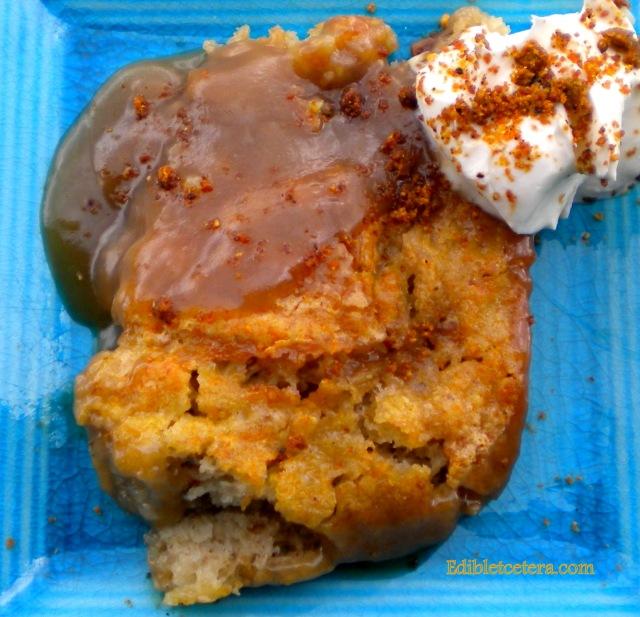 Praline Pudding Cake