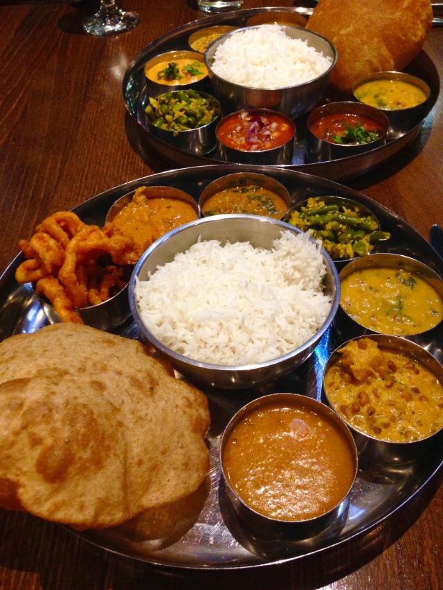 Sadhya Thali at Tharavadu