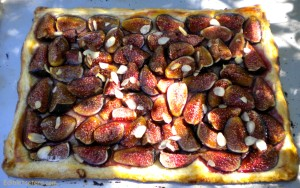 very Easy Fig Tart
