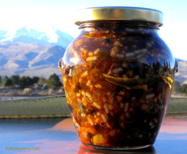 Mincemeat with Brandy
