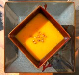 Sweet Potato, Ginger & Butternut Squash Soup