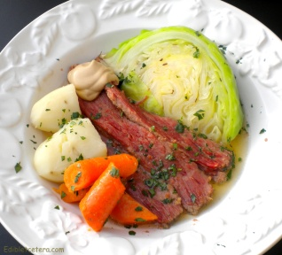 Spiced Corned Beef & Cabbage