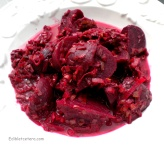 Red Wine Braised Beets