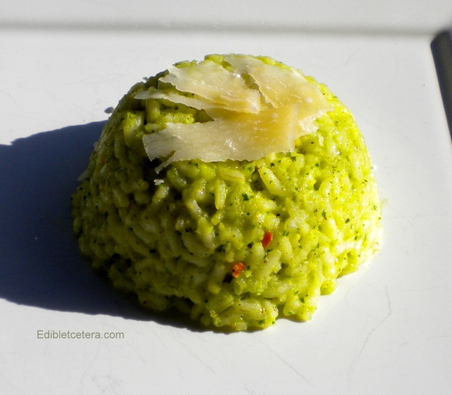 Brazil Nut Pesto & Rice