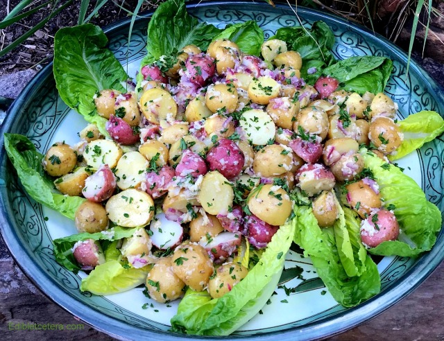Caesar Potato Salad